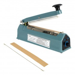 "PrimeTrendz TM 8"" Hand Impulse Sealer Heat Seal Machine Poly Sealing Plastic Bag Element Kit"