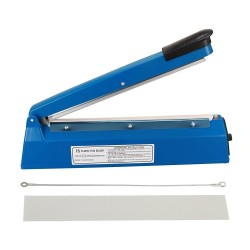 "PrimeTrendz 8"" (Inch) Impulse Heat Sealer - Cellophane Bag sealer."