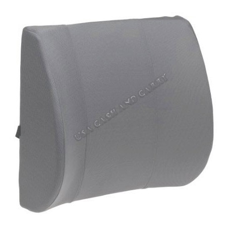 PU Lumbar support for home, office other other chair in Gray