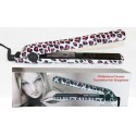 Mink Print Hair straightener
